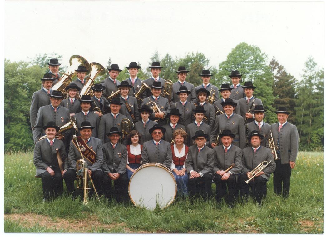 1983 Gruppenfoto MV SanktGotthard