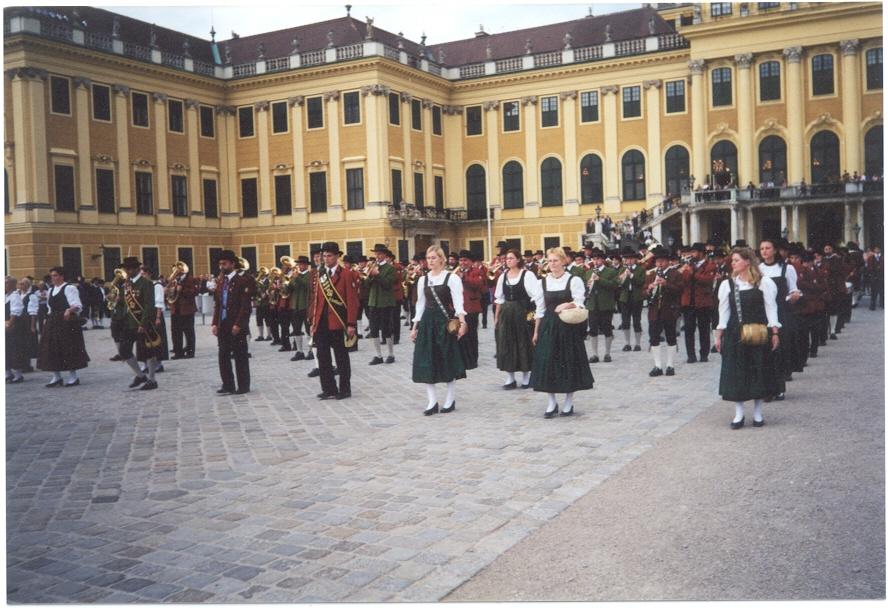 2001 Bundesmusikfest MV SanktGotthard