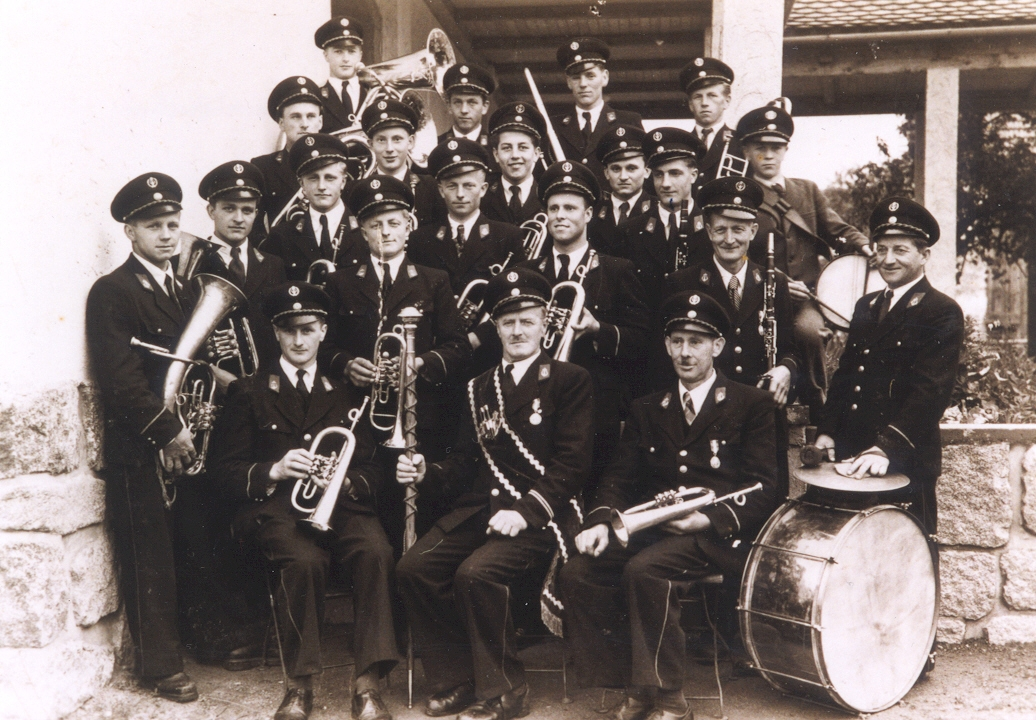 1960 Gruppenfoto MV SanktGotthard