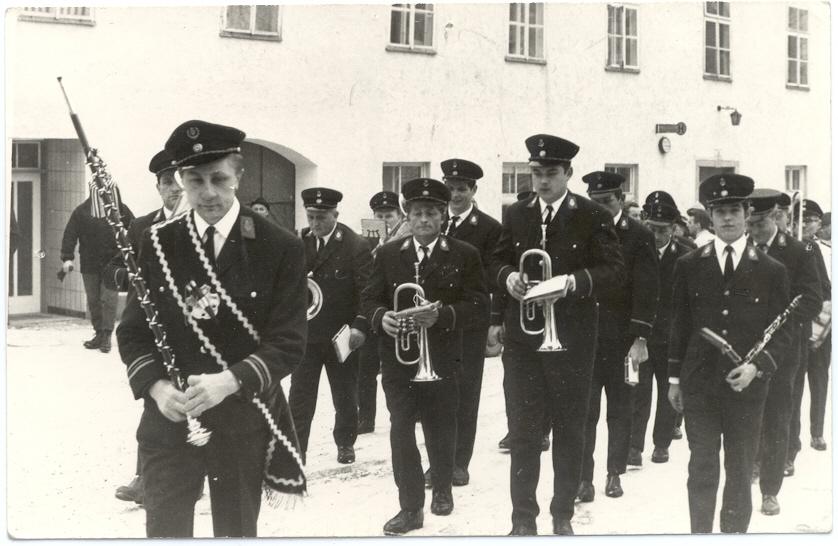 1969 Gruppenfoto MV SanktGotthard