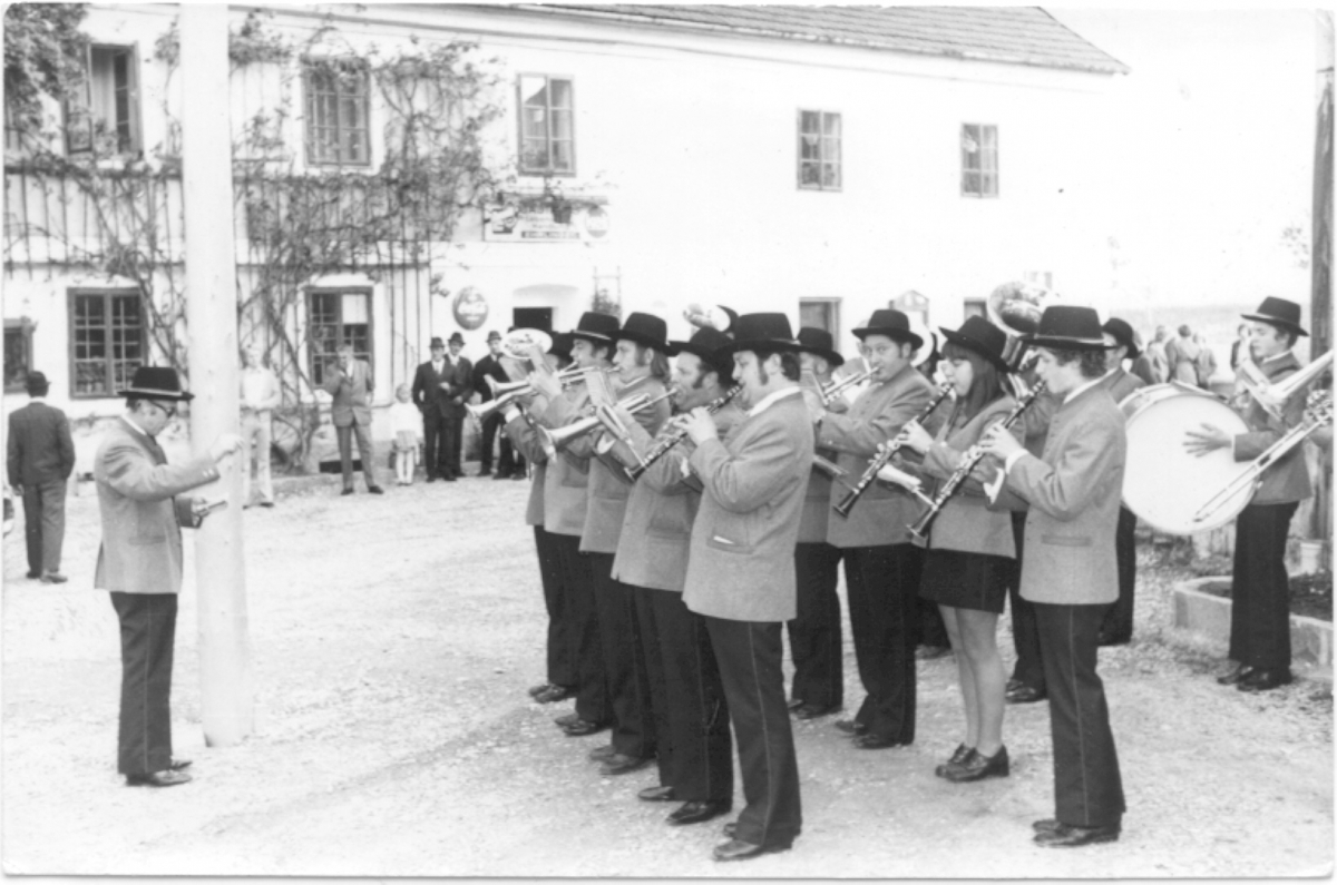 1975 Maibaumfest MV SanktGotthard