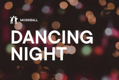 Dancing Night – Musikball 2020